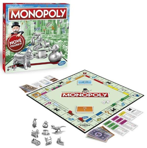 Monopoly nové CZ, Sleva 13%
