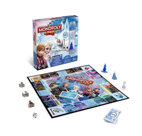 Monopoly Junior - Ledové království