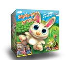 Skákající králíček - postřehová hra