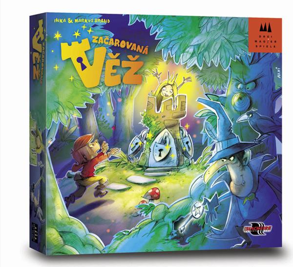 Začarovaná věž - dětská hra