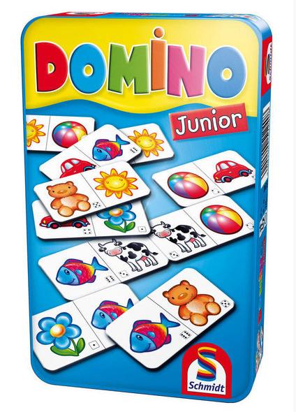 Domino Junior - speciální domino pro ty nejmenší !