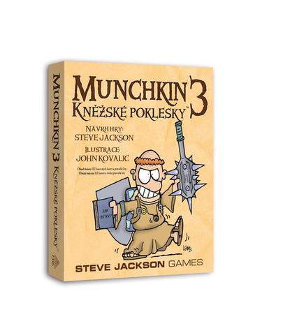 Munchkin - rozšíření 3.
