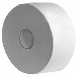 Toaletní papír Jumbo průměr 240 mm - bílá - 2 vrstvý (185 m)