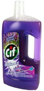 CIF Brilliance universální čistič 1 l - květiny