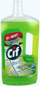 CIF brilliance universální čistič 1 l - limeta a zázvor