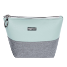 Kosmetická taška hranatá - Grey Mentol