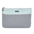 Kosmetická taška plochá - Grey Mentol