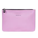 Kosmetická taška plochá - PASTELINi fialová