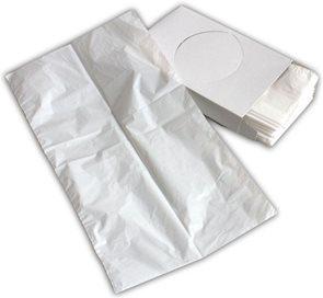 Igelitové hygienické sáčky 25x14 cm - 25ks