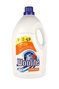 Woolite tekutý prací prostředek 4,5 l - Complete