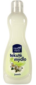 Helios Herb tekuté mýdlo 1L - Jasmín