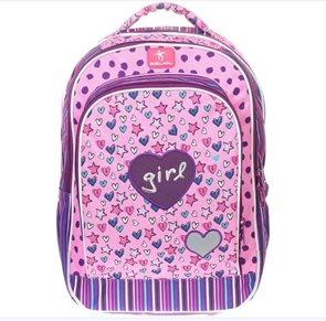 Školní batoh Belmil - Trendy Girl