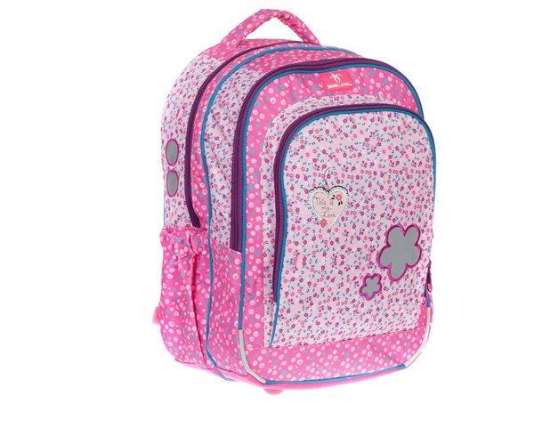 Školní batoh Belmil - Kytky
