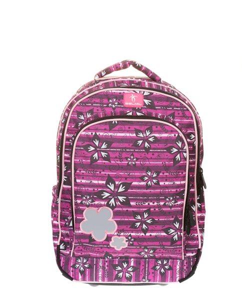 Školní batoh Belmil - Crazy Flower