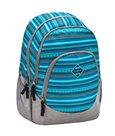 Studentský batoh Belmil Wave Choice - Turquoise