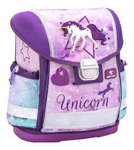 Školní aktovka Belmil - Unicorn