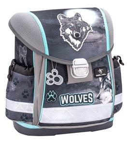 Školní aktovka Belmil - Wolf