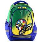 Školní batoh Target - Fotbal - modrozelený