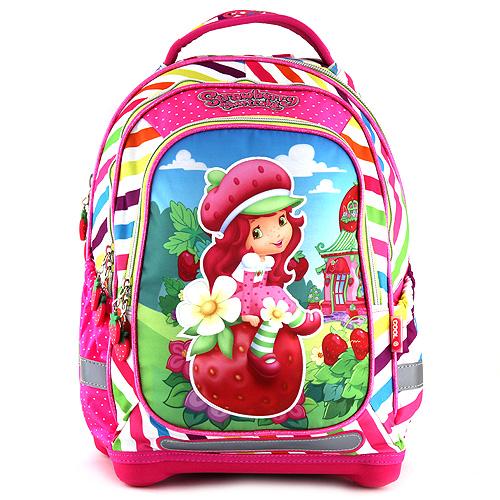 Školní batoh Cool - Jahody, Doprava zdarma