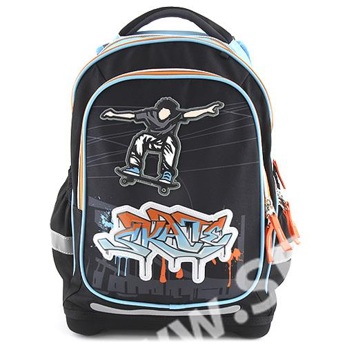Školní batoh Target - 3D Skate - SEVT.cz 70eeba9c09