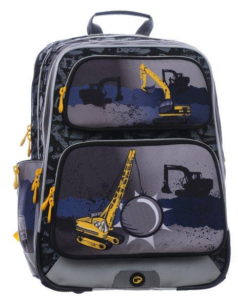 Školní batoh Bagmaster - GOTSCHY 0215B, Doprava zdarma