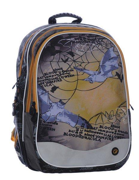 Školní batoh Bagmaster - EV07 0115B, Doprava zdarma