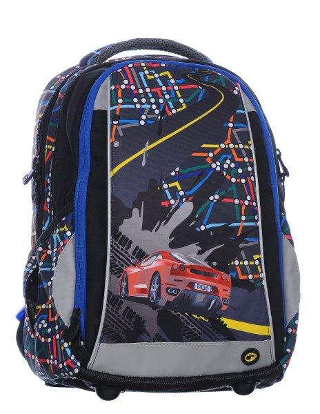 Školní batoh Bagmaster - School 0115B, Doprava zdarma