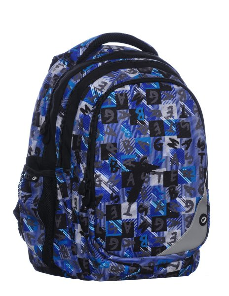 Školní batoh Bagmaster - BPS 0115B