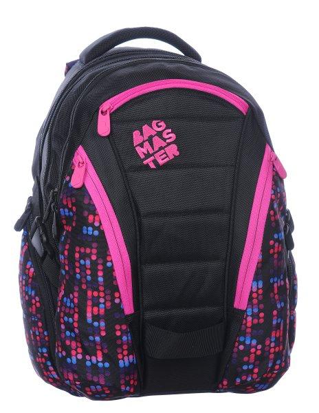 Studentský batoh Bagmaster - BAG 0115B, Doprava zdarma