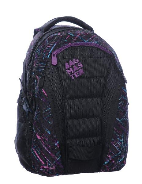 Studentský batoh Bagmaster - BAG 0115C, Doprava zdarma