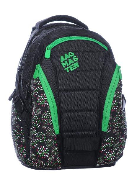 Studentský batoh Bagmaster - BAG 0215D, Doprava zdarma