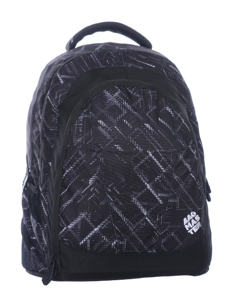 Studentský batoh Bagmaster - DIGITAL 0215A, Doprava zdarma