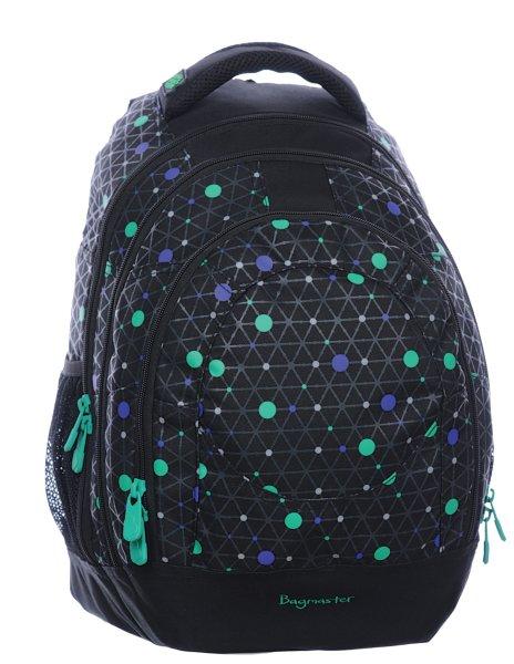 Studentský batoh Bagmaster - NIE 0215B