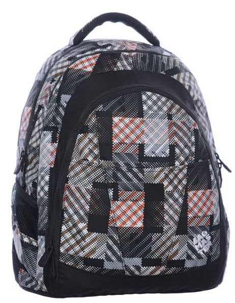 Studentský batoh - DIGITAL 0215 C - Šedý