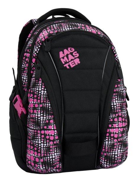 Studentský batoh Bagmaster - BAG 6D, Doprava zdarma