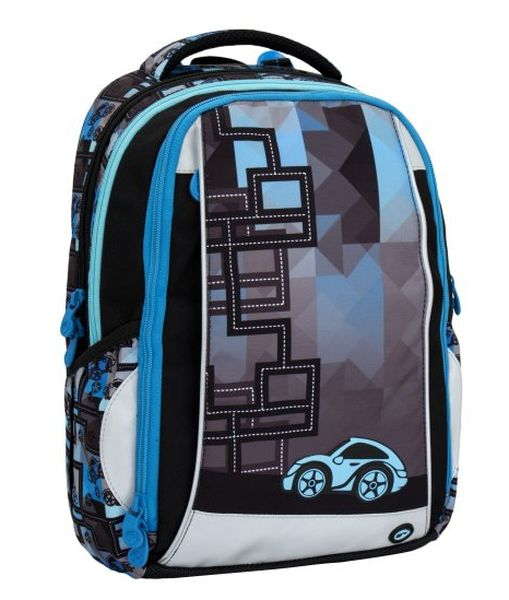 Školní batoh Bagmaster - MERCURY 6B, Doprava zdarma