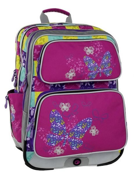 Školní batoh Bagmaster - GALAXY 6B, Doprava zdarma