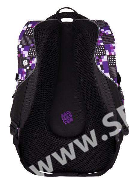 b792f516ea Studentský batoh Bagmaster - BAG 7 A BLACK VIOLET · 58142823160.1.JPG ·  58142823160.2.