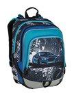Školní batoh Bagmaster - ALFA 9 C BLUE/BLACK