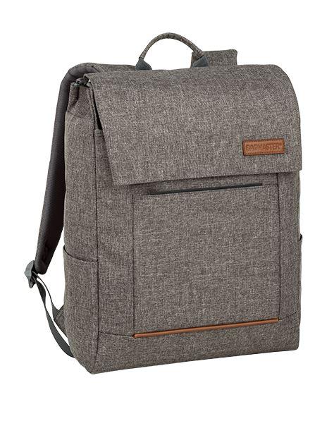 Studentský batoh Bagmaster - BANNY 9 A GRAY