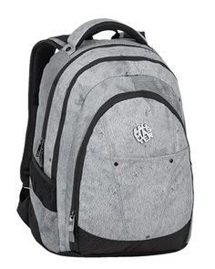 Studentský batoh Bagmaster - DIGITAL 9 E GRAY/BLACK