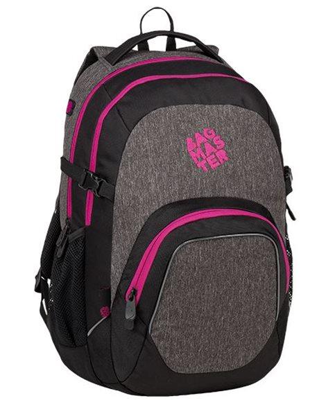 Studentský batoh Bagmaster - MATRIX 9 A GRAY