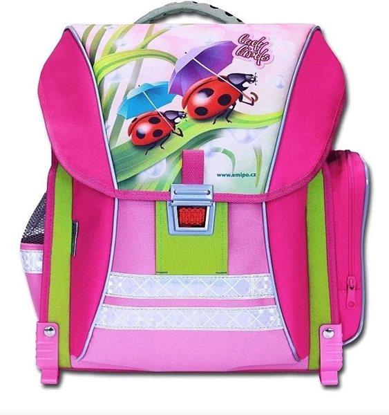 Školní batoh Emipo - Ladybirds