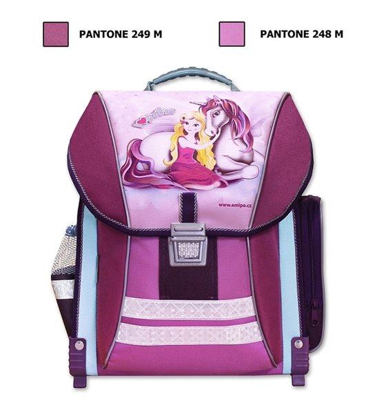 Školní batoh Emipo - Pegas