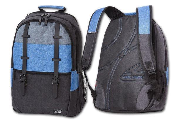 Studentský batoh Walker - Classic Blue