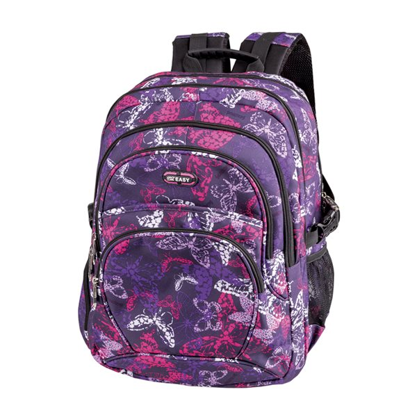 Studentský batoh Easy - Motýl