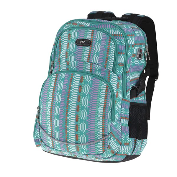 Studentský batoh Easy - zelená