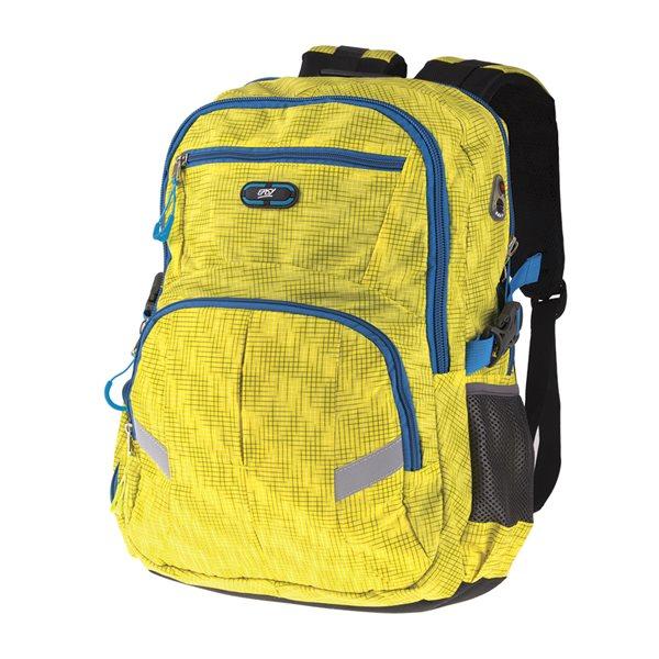 Studentský batoh Easy - žlutá