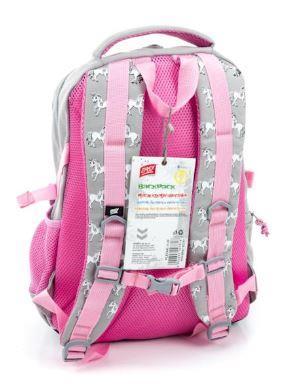 15323cc788f Studentský batoh dvoukomorový Easy - šedý s jednorožci · 58144616320.1.JPG  · 58144616320.2.JPG · 58144616320.3.JPG · 58144616320.4.