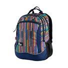 Školní batoh dvoukomorový Easy - Etno